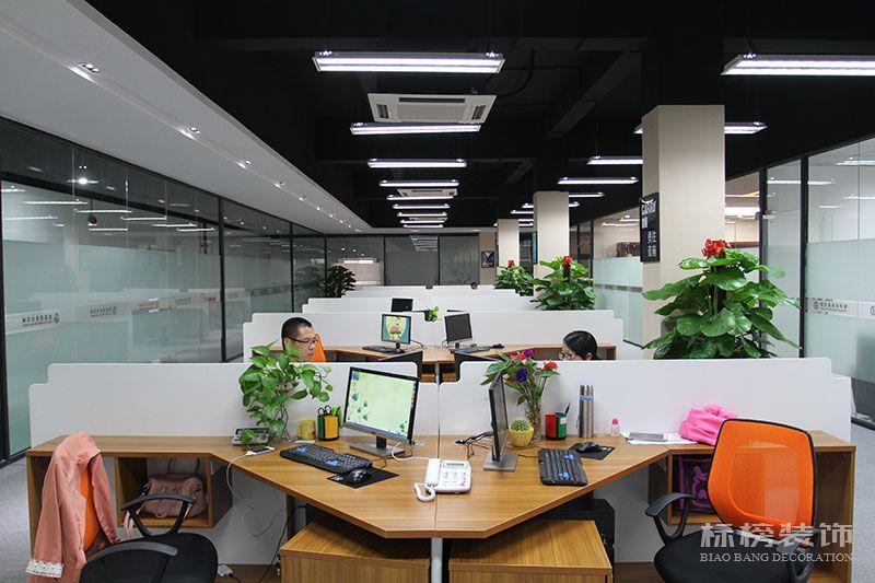 宝安-松岗-欧亚自动化机械办公室和厂房装修4