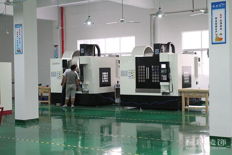 宝安-松岗-欧亚自动化机械办公室和厂房装修5
