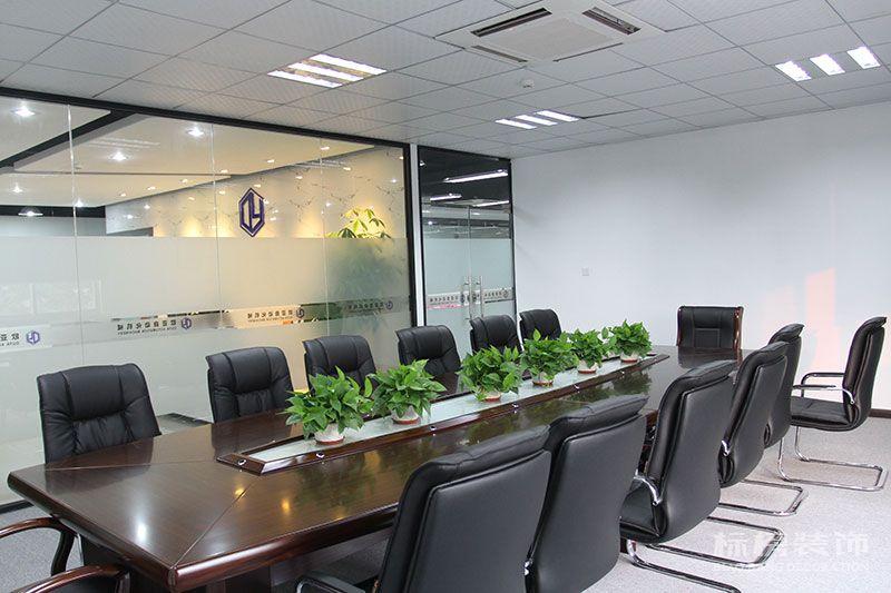 宝安-松岗-欧亚自动化机械办公室和厂房装修7