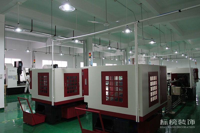 宝安-松岗-欧亚自动化机械办公室和厂房装修8