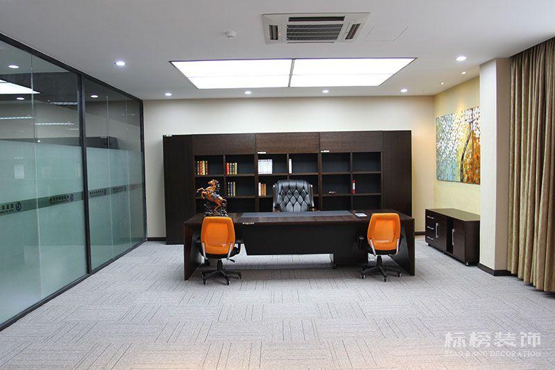 宝安-松岗-欧亚自动化机械办公室和厂房装修9