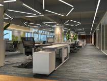 办公室装修设计如何体现出公司文化?